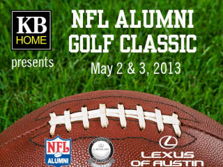 NFL Alumni Golf Classic at Hills of Lakeway