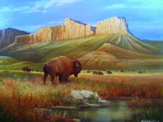 Southwest Gallery presents George Kovach: Texas... Wide Open Spaces Opening Reception