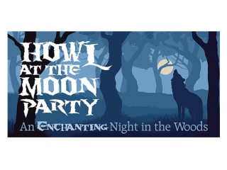 """""""Howl at the Moon"""" at the Houston Arboretum & Nature Center"""