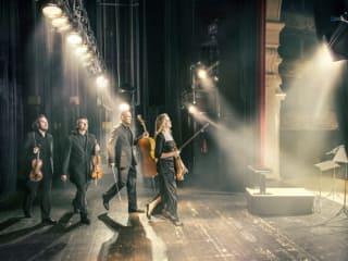 Houston Friends of Chamber Music presents the Artemis Quartet