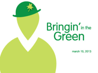 """Bringin' in the Green"" benefiting the Montrose Center"