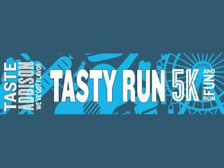 Tasty Run 5K in Addison
