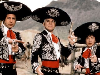 The Three Amigos quote-along Action Pack