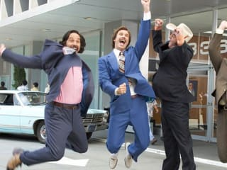 Anchorman Quote-along the Action Pack Ron Burgundy