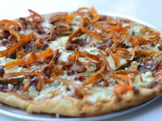 Umami Mia Pizzeria pizza