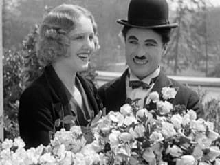 Alamo 100 presents Charlie Chaplin in film City Lights