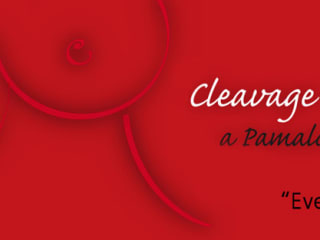 banner for Cleavage Chronicles show Everybody Loves Boobs