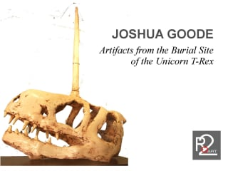 Ro2 Art Downtown presents Joshua Goode