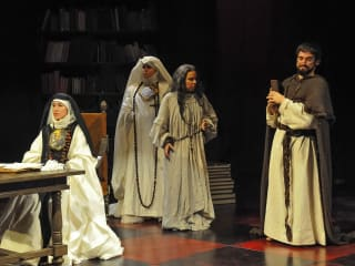 Fort Worth Opera Festival presents With Blood, With Ink