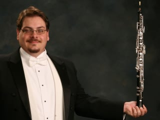 Nicolas Arbolino from the Garland Symphony Orchestra
