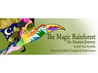 Cara Mia Theatre Co. presents The Magic Rainforest