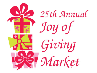 25th Annual Joy of Giving Market