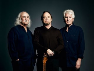 Crosby Stills and Nash band members