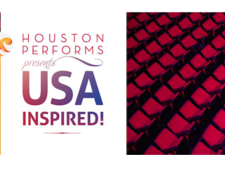 """Houston Performs presents """"USA Inspired"""""""