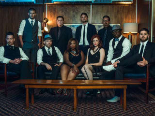 Matchmaker Band for Highball's Motown Mondays