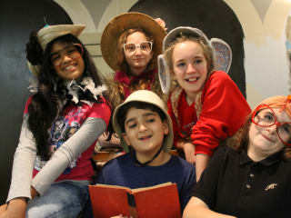 Main Street Theater's Education Department presents The Just So Stories