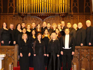 "Houston Cecilia Chamber Choir presents ""Lessons and Carols"""