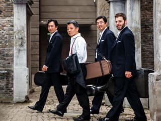 Da Camera presents the Shanghai Quartet with Wu Man, pipa
