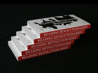 Discussion and Book Signing with Reto Geiser and John Sparagana: Reading Revolutionaries