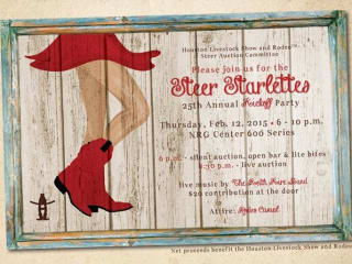 Steer Starlettes 25th Annual Kick Off Party