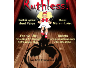 Standing Room Only Productions presents Ruthless - The Musical
