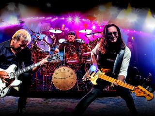Rush in concert