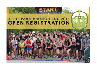 Memorial Park Conservancy's Brunch Run 2015