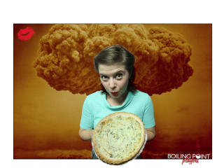Boiling Point Players presents Five Lesbians Eating a Quiche by Even Linder and Andrew Hobgood