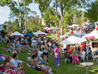 Brenner's on the Bayou Sixth Annual Wine Festival