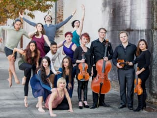 """METdance presents """"An Evening with Apollo Chamber Players"""""""