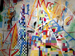 "Rudolph Blume Fine Art/ArtScan Gallery opening reception: ""Texas Abstract"""