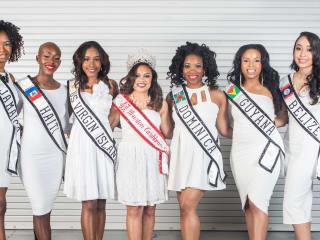 Houston Caribbean Queen Pageant