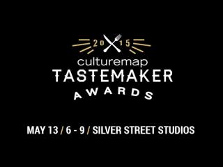 CultureMap Houston Tastemaker Awards