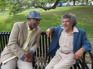 The Ensemble Theatre presents Two Old Black Guys