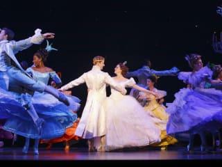 Theatre Under the Stars presents Cinderella