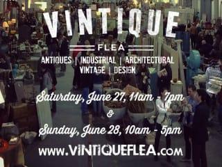 Vintique Flea_Houston market_June 2015