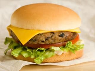 P. Terry's veggie burger.