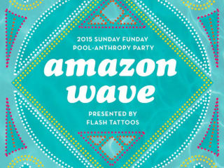Amazon Wave Pool Party