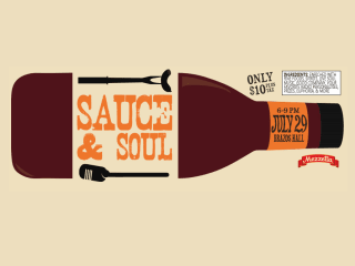 Sauce and Soul Austin radio party 2015