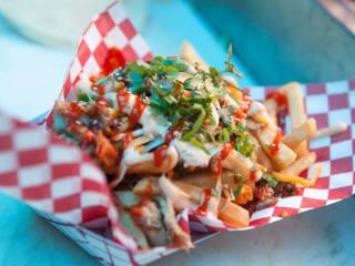 Chi'Lantro Kimchi Fries