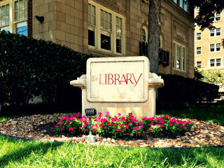 The Library at Warwick Melrose Dallas