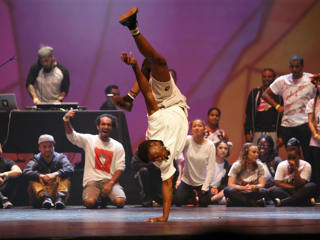 Texas Folklife Resources presents H-Town Get Down