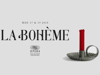 Opera San Antonio presents La Boheme