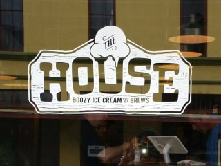 The House boozy ice cream and brews San Antonio