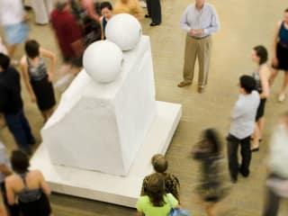 Landmarks, the public art program of The University of Texas presents Public Art Tour: Art in Bass