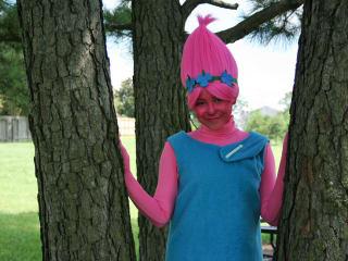 Children's Museum of Houston presents Trolls Fashion Show