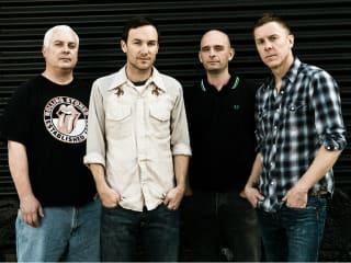 members of Toadies reunited band