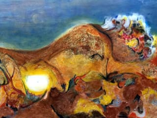 """Archway Gallery presents Becky Soria: """"Landscapes of the Goddess Within"""" opening reception"""