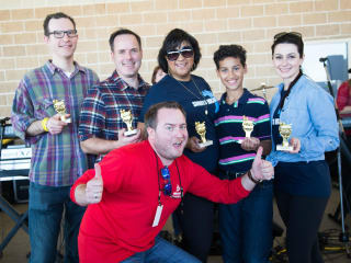 Houston Bar Association Auxiliary presents 2nd Annual HBAA Chili and Pie Cook-Off