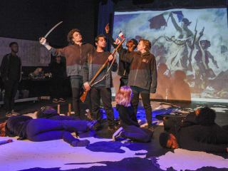 Cry Havoc Theater Company presents A History of Everything
